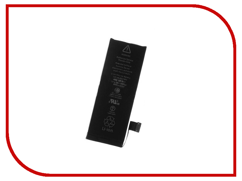 Аккумулятор iPhone 5s Monitor 1560mAh 00015416