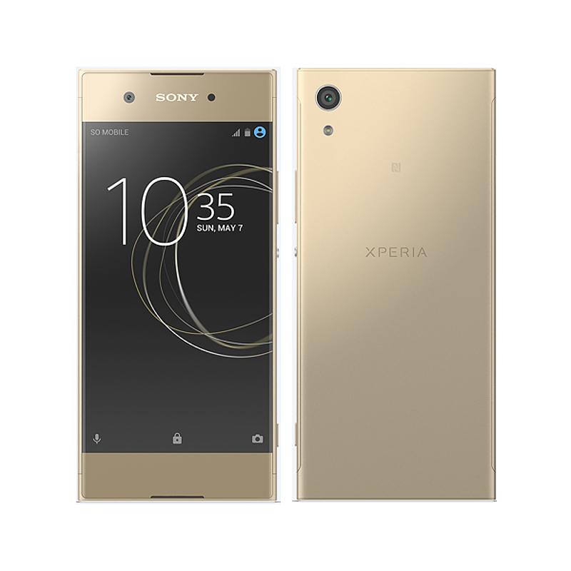 Сотовый телефон Sony G3112 Xperia XA1 Gold сотовый телефон sony h4311 xperia l2 gold