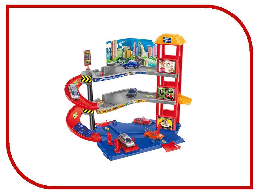 Dave Toy Парковочная башня 32029 автотрек dave toy автомойка 32033