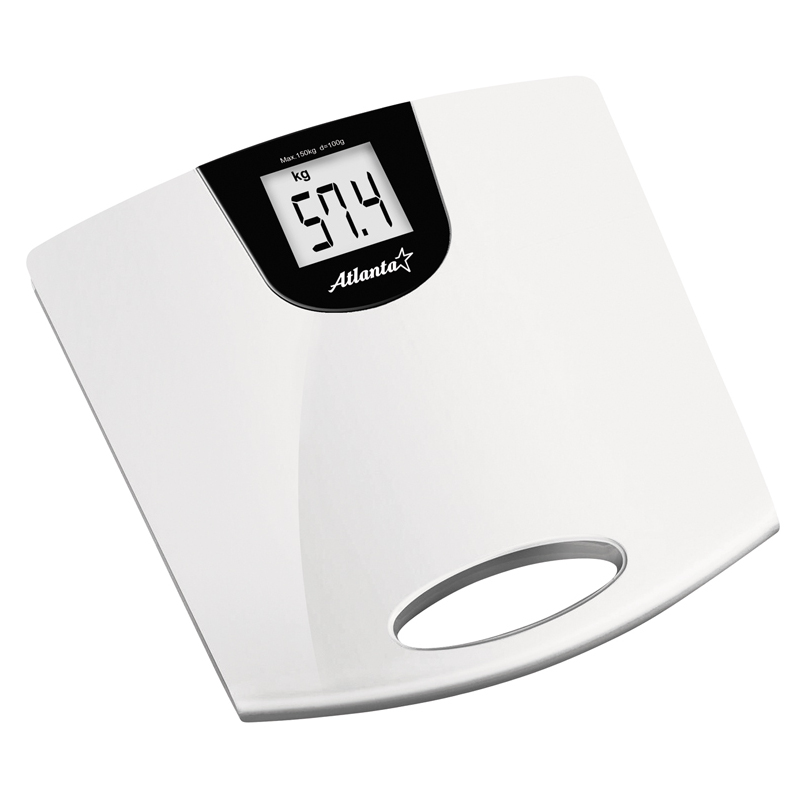 Весы напольные Atlanta ATH-6131 White