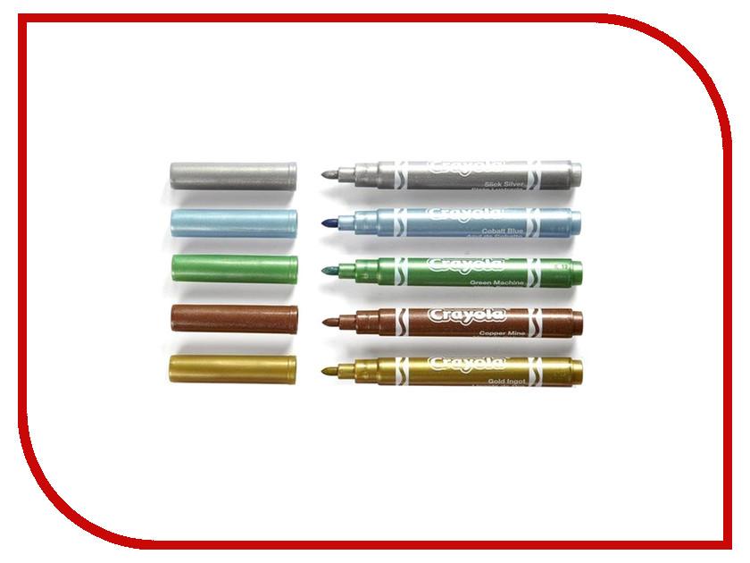 Набор Crayola Фломастеры 58-5054