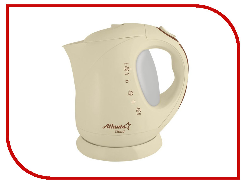Чайник Atlanta ATH-630 Beige ptz 630