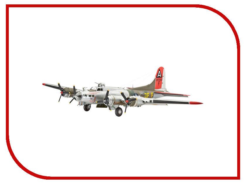 Сборная модель Revell Самолет Боинг B-17G Летающая крепость 04283R сборная модель revell самолет f4u 5 corsair