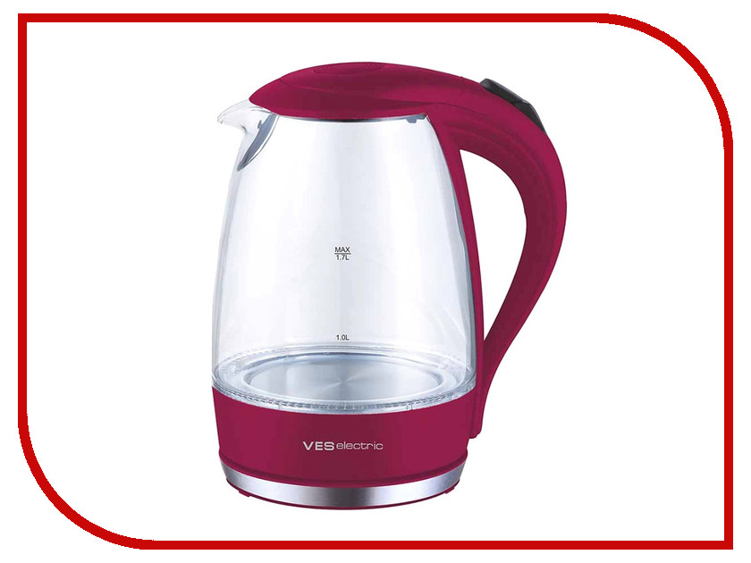 Чайник VES 2006-R<br>