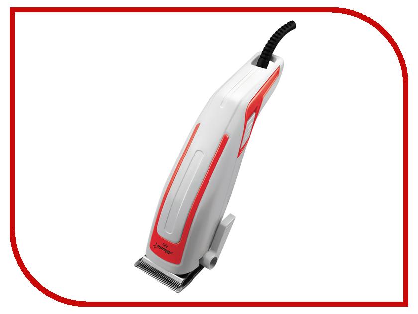Машинка для стрижки волос Atlanta ATH-858 White-Red
