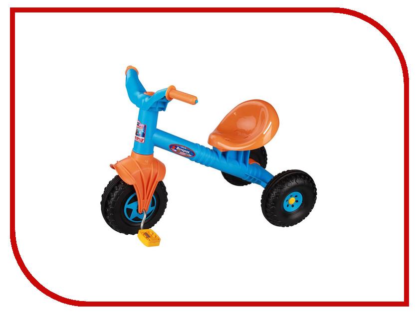Велосипед Альтернатива Ветерок М5247 Ligth-Blue игрушка альтернатива слонёнок м4936 ligth green