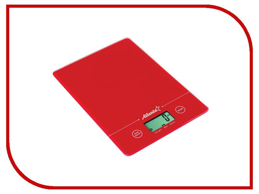 Весы Atlanta ATH-801 Red