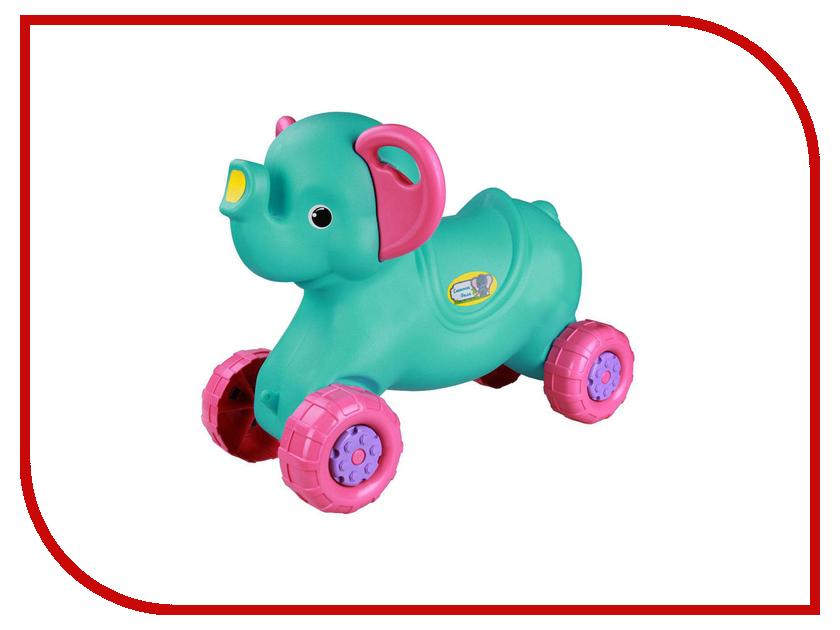 Игрушка Альтернатива Слонёнок М4941 Turquoise игрушка альтернатива слонёнок м4936 ligth green