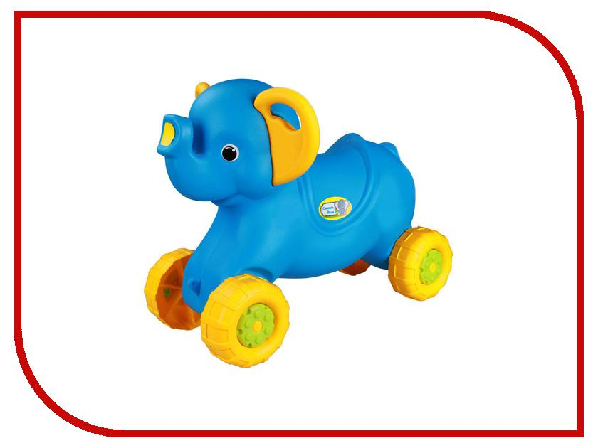 Игрушка Альтернатива Слонёнок М4937 Ligth-Blue