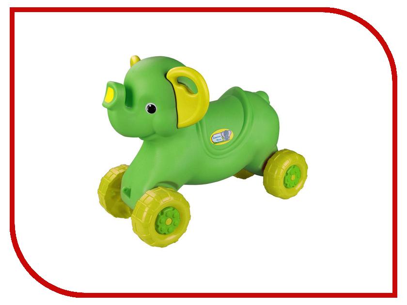 Игрушка Альтернатива Слонёнок М4936 Ligth-Green игрушка альтернатива слонёнок м4936 ligth green