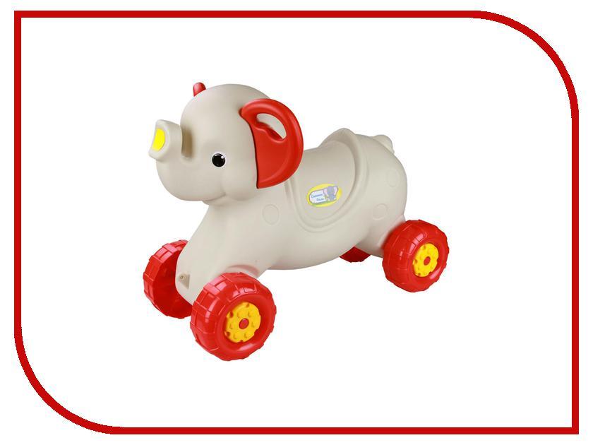 Игрушка Альтернатива Слонёнок М4935 Ivory игрушка альтернатива слонёнок м4936 ligth green