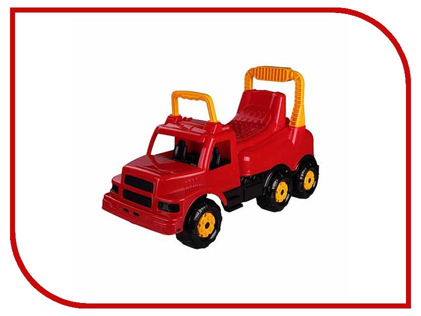 Каталка Альтернатива Весёлые гонки М4484 Red каталка альтернатива трактор м4942 blue