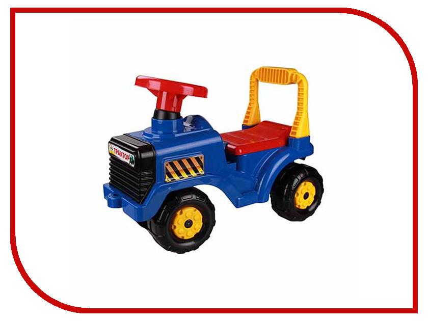 Каталка Альтернатива Трактор М4942 Blue