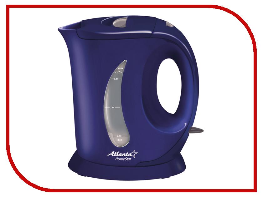 Чайник Atlanta ATH-735 Blue