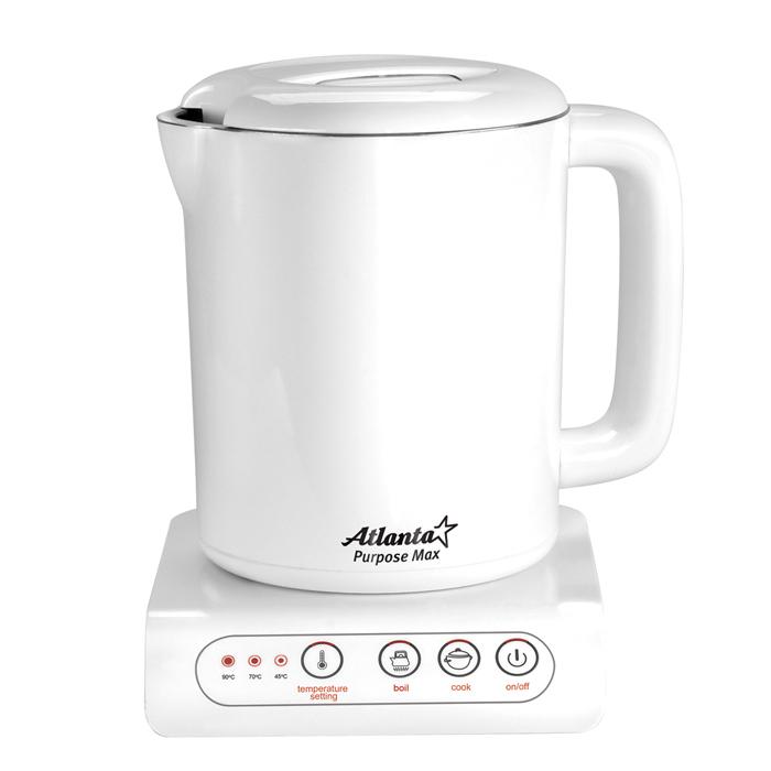 Чайник Atlanta ATH-792 White