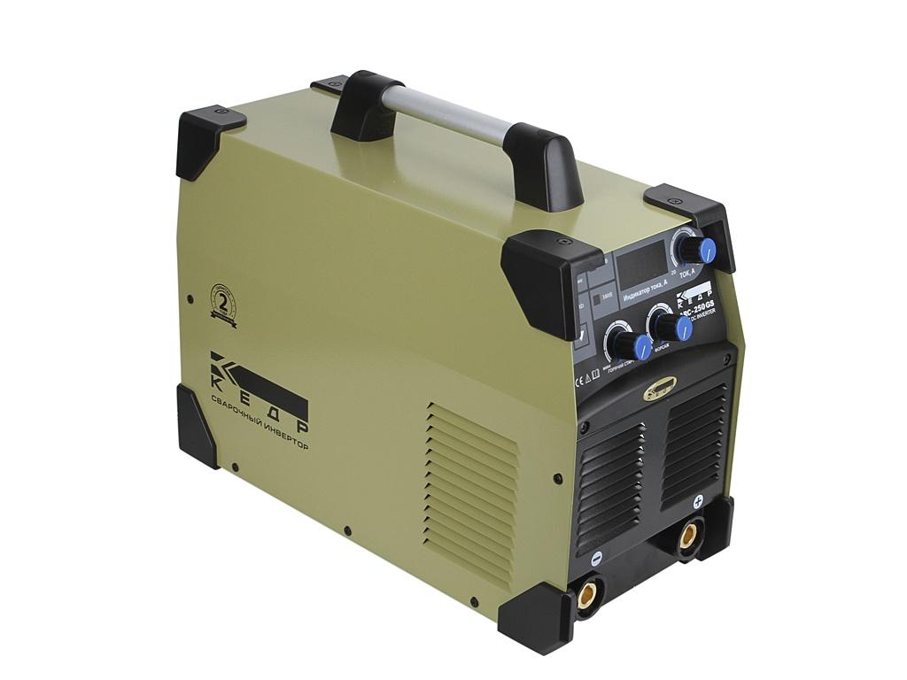 Сварочный аппарат Кедр ARC-250GS