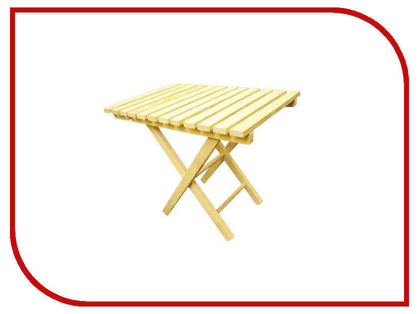 Стол Wildman 66x57x62cm 81-606 складной набор складной мебели wildman 3 предмета