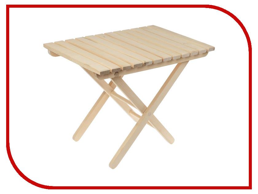 Стол Wildman 60x40x50cm 81-605 складной набор складной мебели wildman 3 предмета