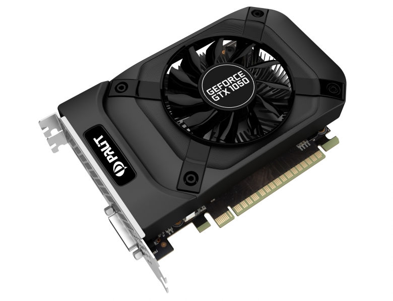 Видеокарта Palit GeForce GTX 1050 StormX 1354Mhz PCI-E 3.0 2048Mb 7000Mhz 128 bit DVI HDMI HDCP NE5105001841-1070F видеокарта inno3d geforce gtx 1050 ti twin x2 1290mhz pci e 3 0 4096mb 7000mhz 128 bit dvi hdmi hdcp n105t 1ddv m5cm