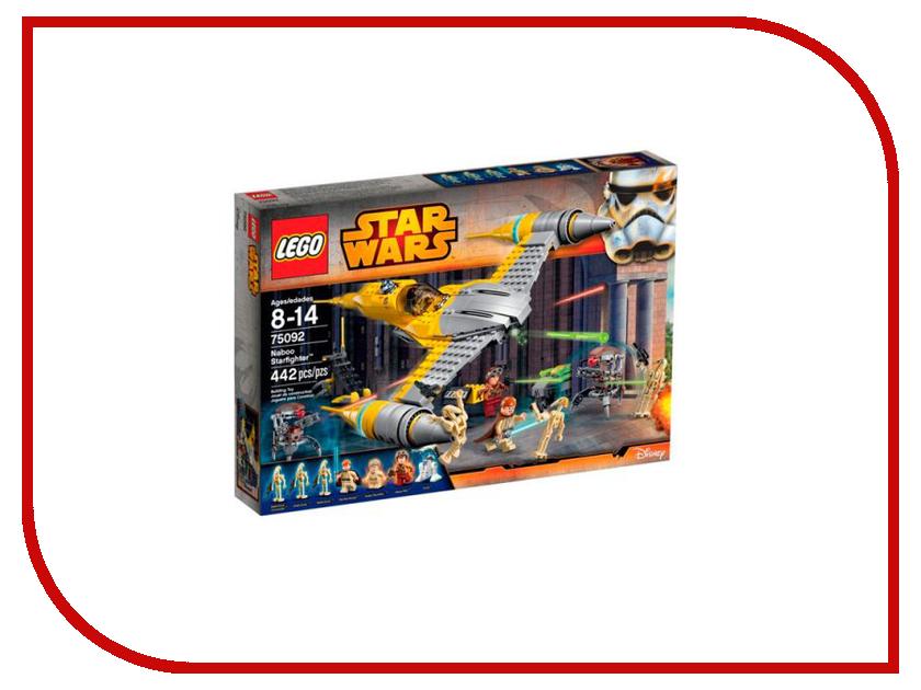 Конструктор Lego Star Wars Истребитель Набу 75092