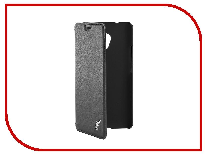 Аксессуар Чехол Meizu M5s G-case Slim Premium Black GG-804