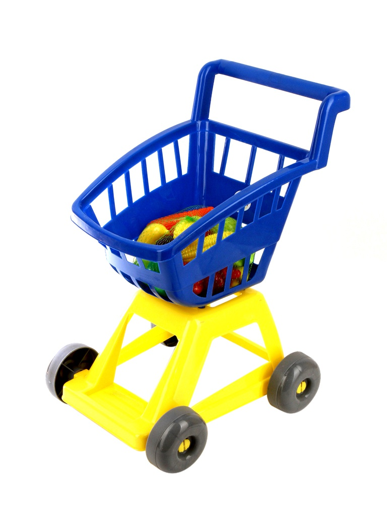 Тележка с овощами Orion Toys 693в3