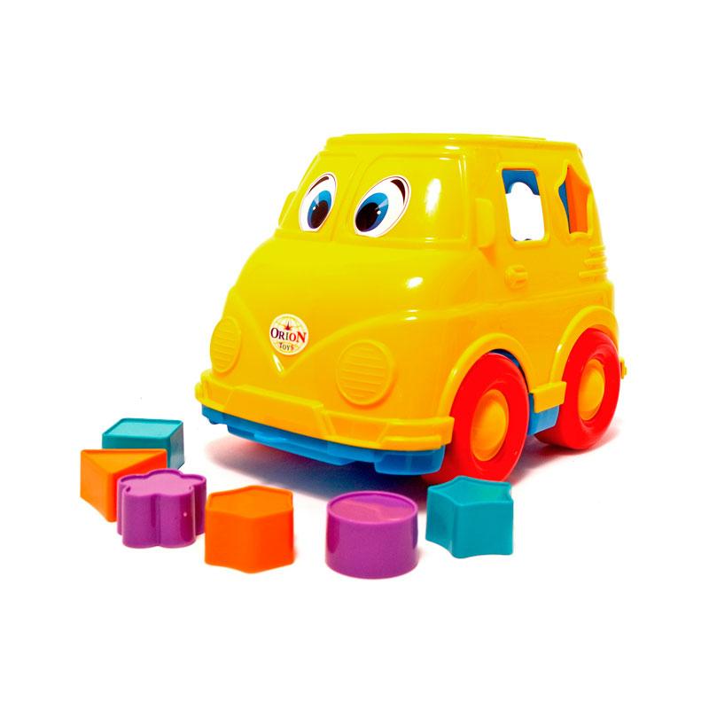 Сортер Orion Toys Микроавтобус 195 цены онлайн
