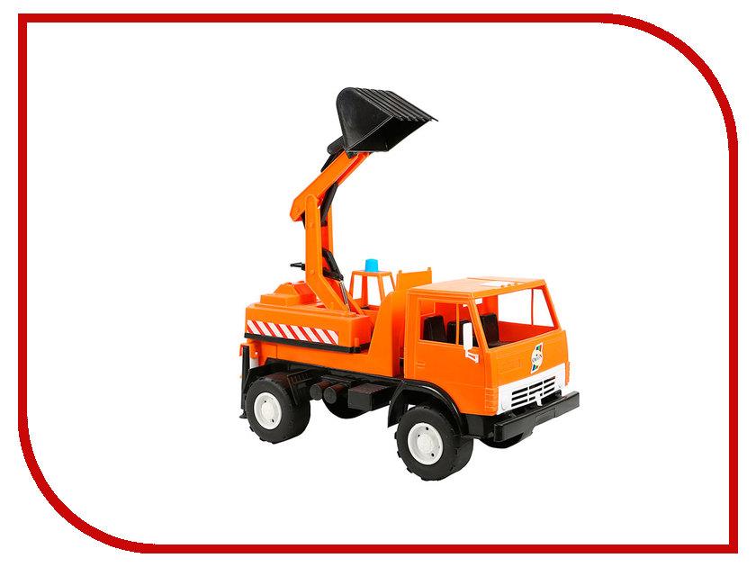 Машина Orion Toys Экскаватор 495 машина orion toys камакс автокран 238