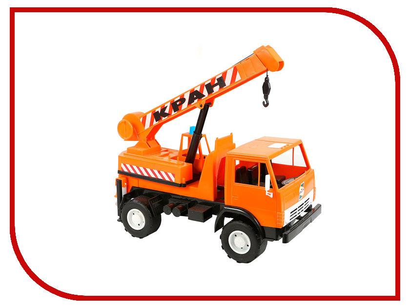 Машина Orion Toys Автокран 860