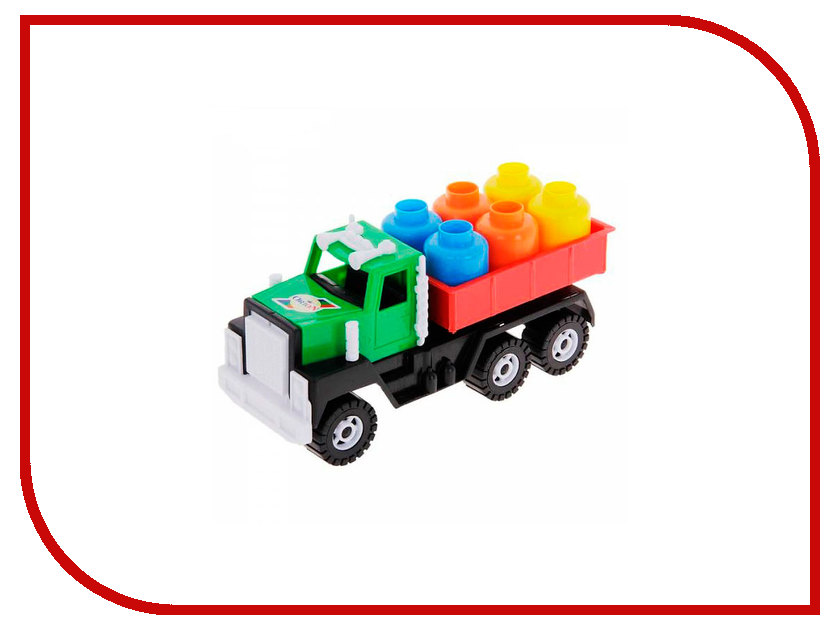 Машина Orion Toys Камакс с грузом 153 мусоровоз orion камакс мусоровоз 765 разноцветный в ассортименте