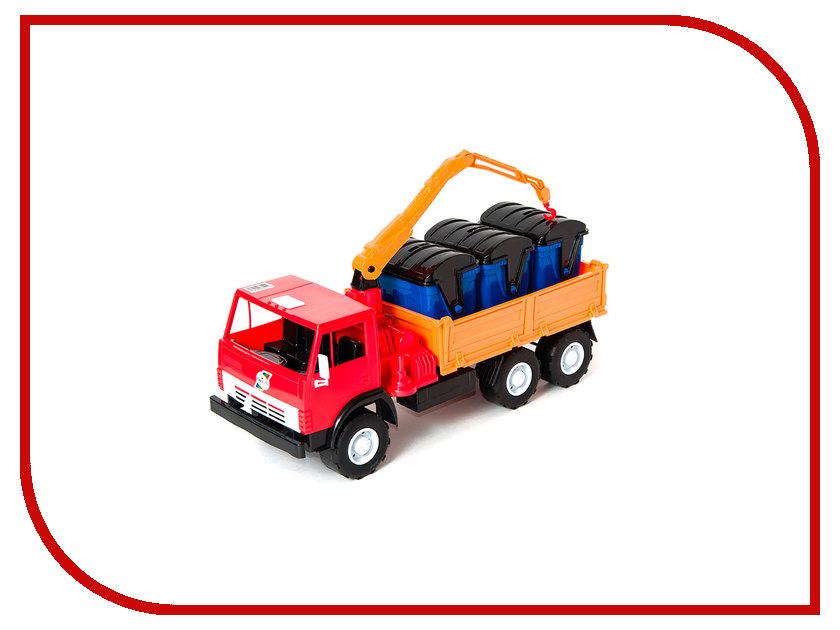 Машина Orion Toys Автомобиль Борт с манипулятором Х3 280 orion 4th edition