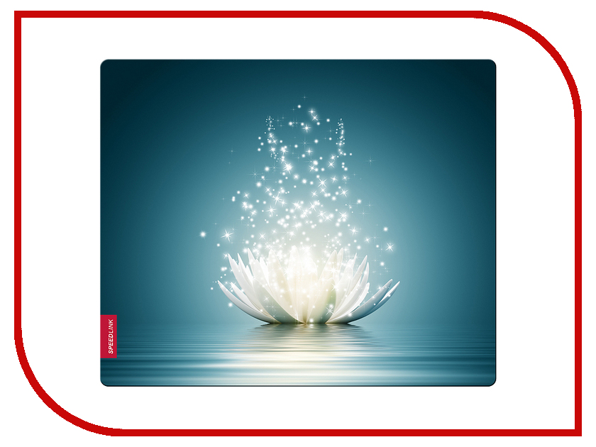 Коврик Speed-Link Silk Lily SL-6242-LILY
