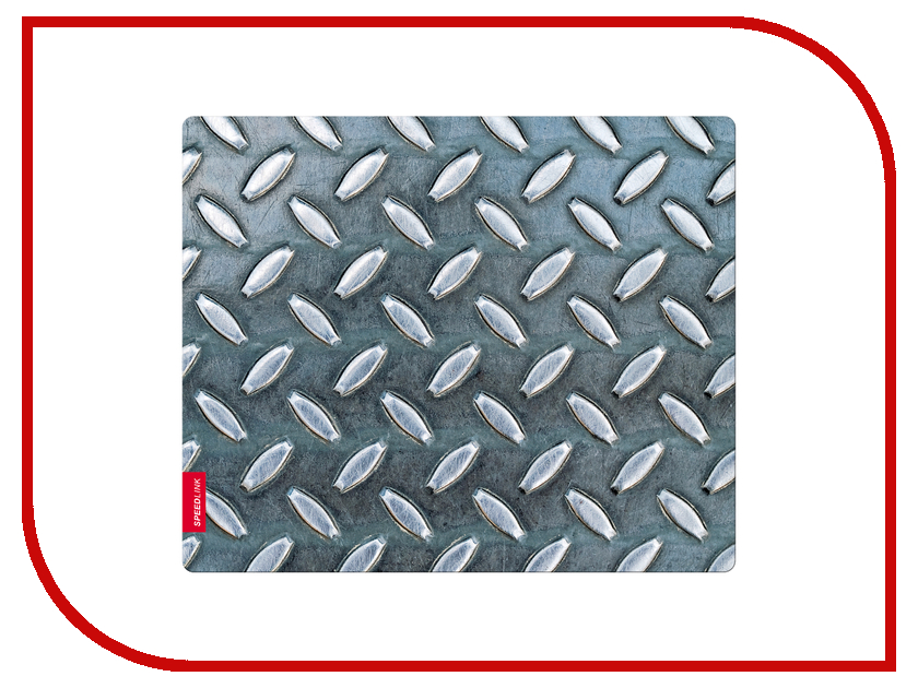 Коврик Speed-Link Silk Metal SL-6242-METAL