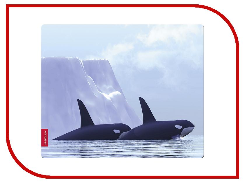Коврик Speed-Link Silk Orca SL-6242-ORCA