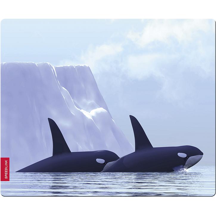Коврик Speedlink Silk Orca SL-6242-ORCA