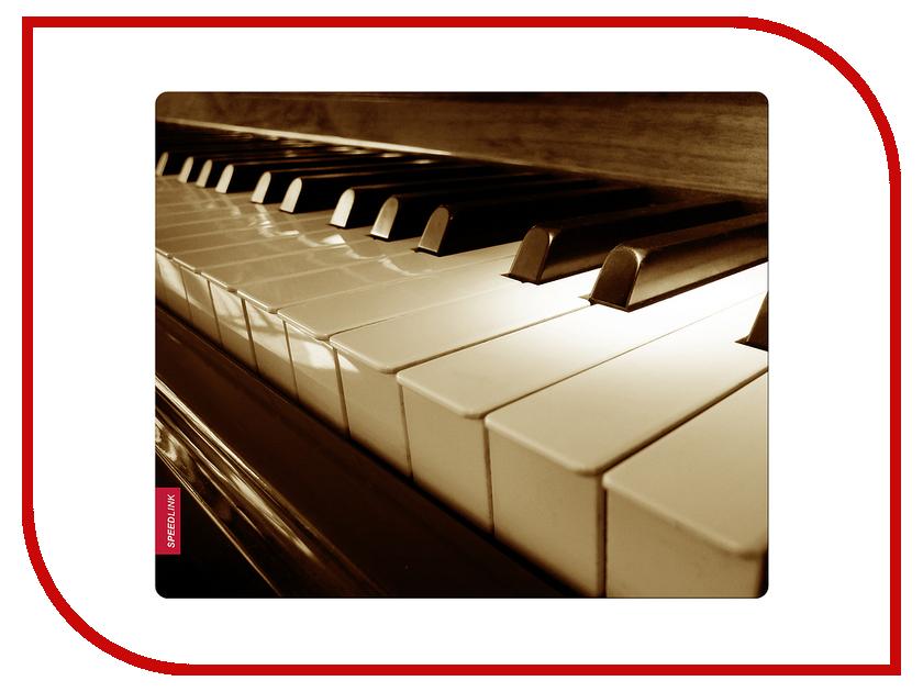 Коврик Speed-Link Silk Piano SL-6242-PIANO