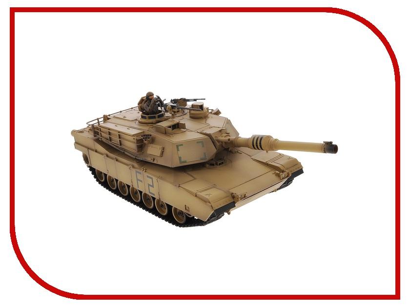 Игрушка VSP US M1A2 Abrams 628432 радиоуправляемый танковый бой huan qi abrams vs abrams масштаб 1 24 27mhz vs 40mhz