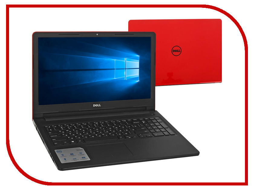 Ноутбук Dell Inspiron 3567 3567-7711 (Intel Core i3-6006U 2.0 GHz/4096Mb/1000Gb/DVD-RW/Intel HD Graphics/Wi-Fi/Cam/15.6/1366x768/Windows 10 64-bit) ноутбук dell inspiron 3567 2000 мгц dvd±rw dl