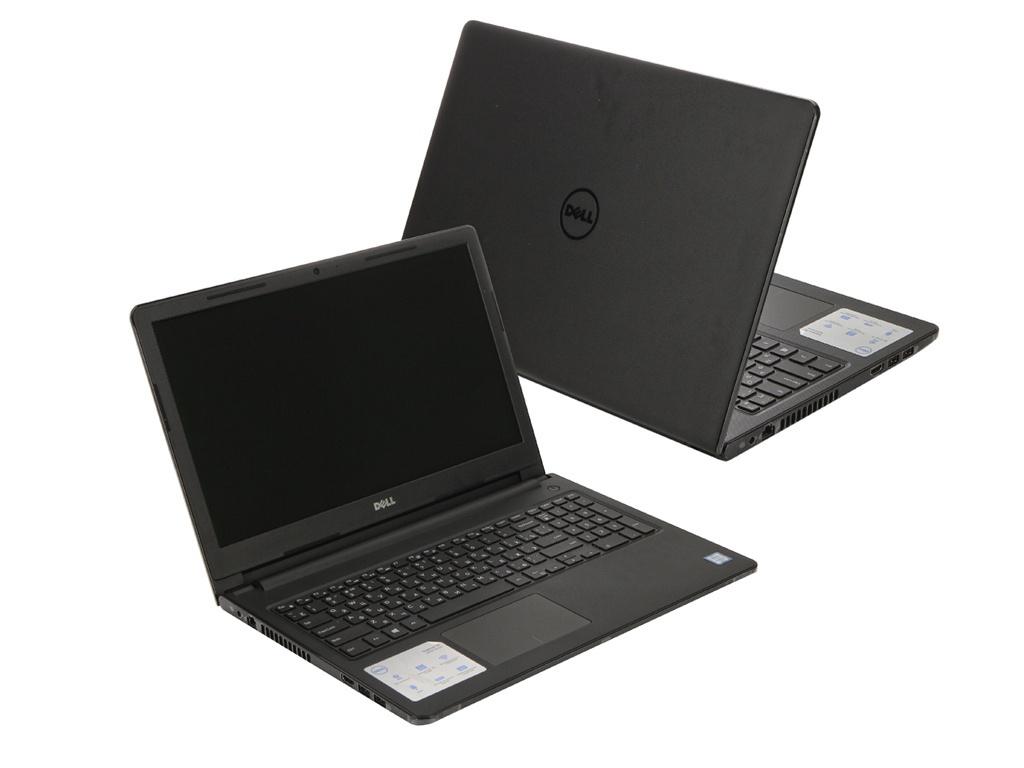 Ноутбук Dell Inspiron 3567 3567-7836 (Intel Core i3-6006U 2.0 GHz/4096Mb/1000Gb/DVD-RW/Intel HD Graphics/Wi-Fi/Cam/15.6/1366x768/Linux) packard bell ente70bh 38ww intel core i3 5005u 2000 mhz 15 6 1366x768 4096mb 500gb hdd dvd rw intel® hd graphics 5500 wifi linux