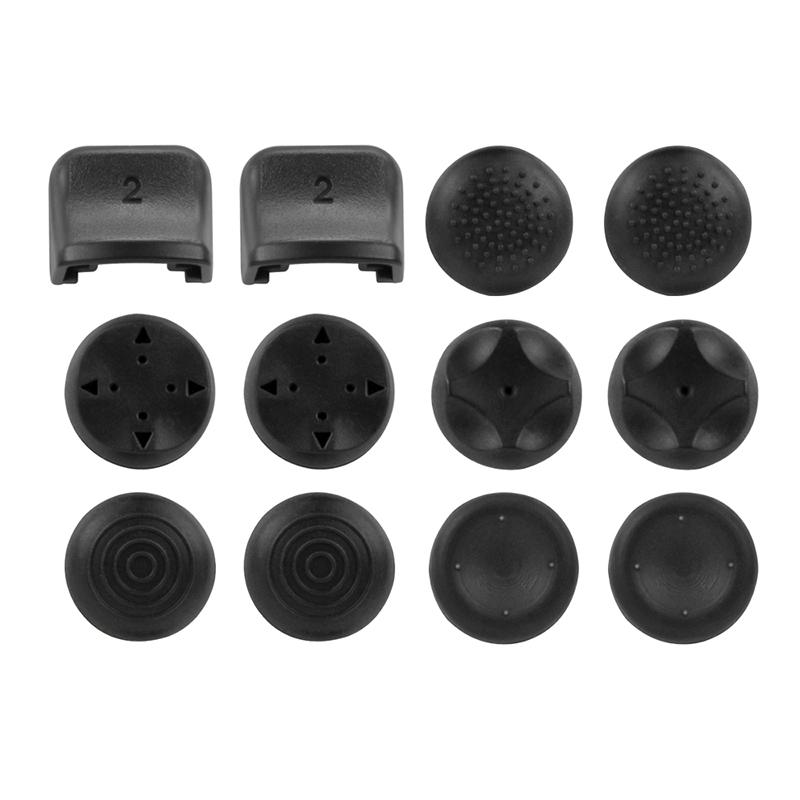 Накладки на курки геймпадов Speed-Link Trigger Control Cap Set for PS3 Gamepa SL-4424-BK