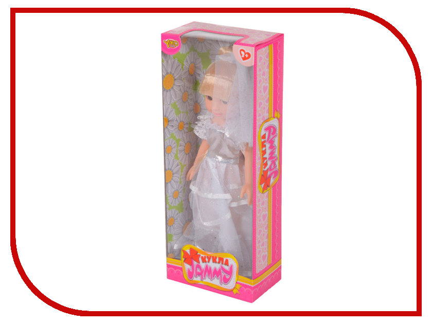 Кукла Yako Кукла Jammy Невеста M6310