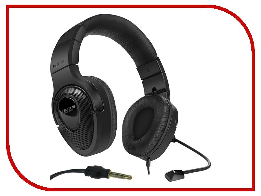 все цены на  Гарнитура Speed-Link Medusa XE Stereo PS4 SL-4535-BK  онлайн