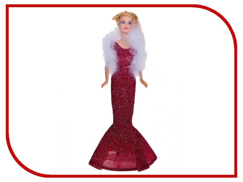 Кукла Defa Lucy На бал 8082 кукла defa lucy модная white orange 8316st