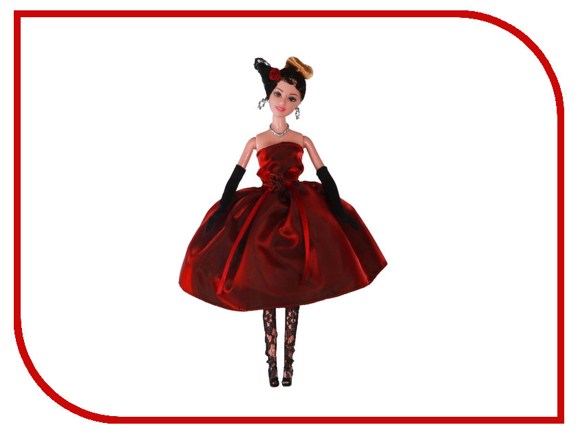 Кукла Yako M6579-3 куклы и одежда для кукол yako кукла софи m6579 4
