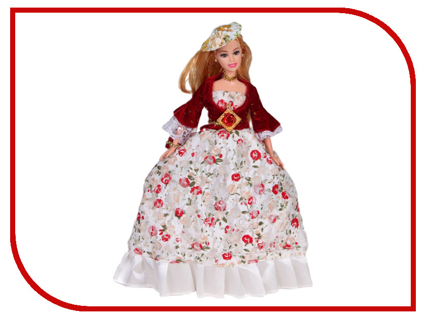 Кукла Yako M6579-5 куклы и одежда для кукол yako кукла софи m6579 3