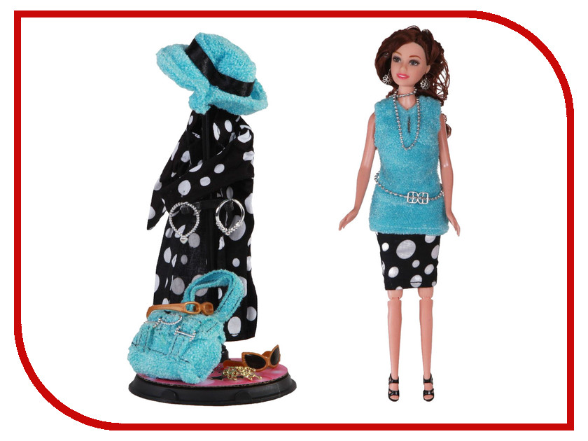 Кукла Yako M6581-3 кукла yako кукла m6579 2