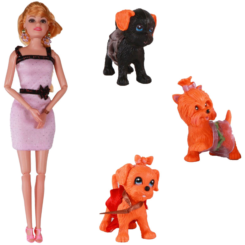 Кукла Yako M6583-3 недорого