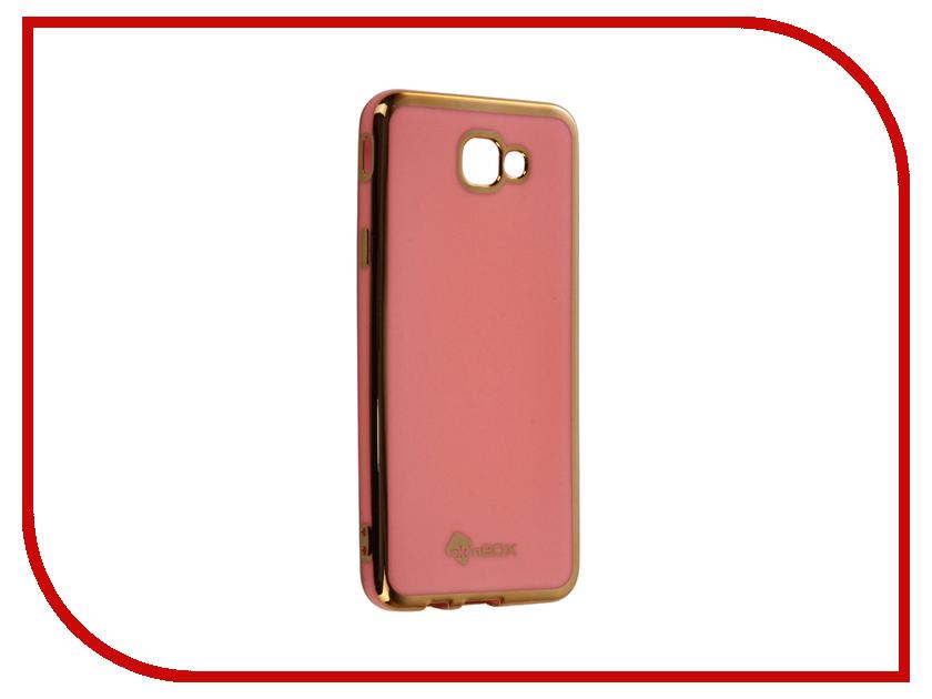 Аксессуар Чехол Samsung Galaxy J5 Prime/On5 (2016) SkinBox Powder T-S-SGJ5Pn-005 аксессуар чехол samsung galaxy j5 prime g570 gecko white s g sgj5pr wh