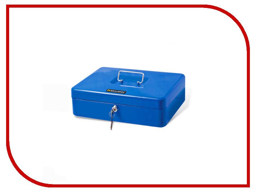 Ящик для денег Brauberg 90x240x300mm 290336 brauberg доска пробковая 60 х 90 см