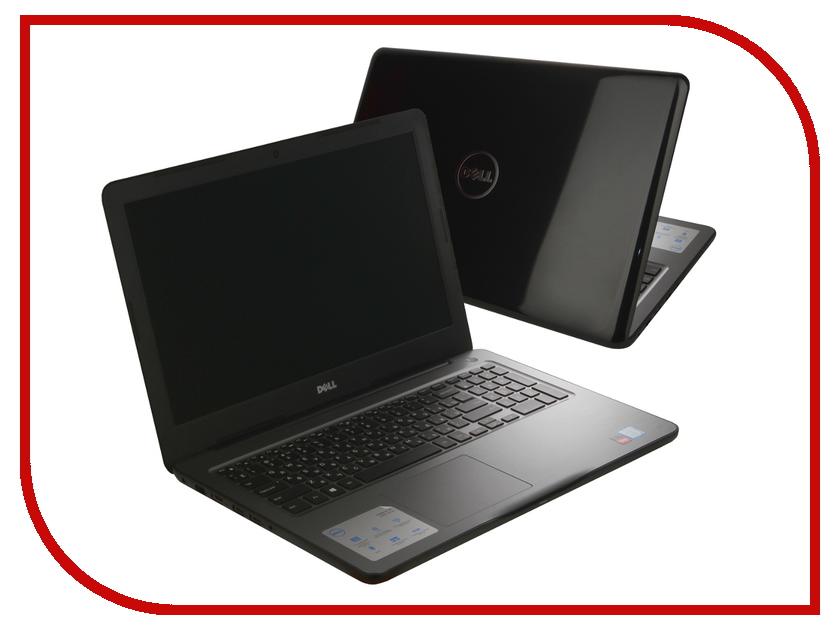 Ноутбук Dell Inspiron 5565 5565-3089 (AMD A9-9400/8192Mb/1000Gb/DVD-RW/AMD Radeon R5/Wi-Fi/Bluetooth/Cam/15.6/1366x768/Linux) ноутбук dell inspiron 3565 15 6 led a9 series a9 9400 2400mhz 6144mb hdd 1000gb amd radeon r5 series 64mb linux os [3565 7720]